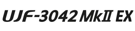 logo ujf3042 mkii ex
