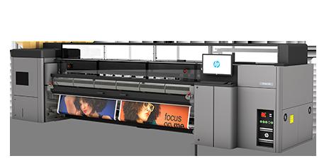 HP Latex 3000 imprimante industrielle