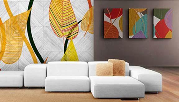 OUvrez-vous à la décoration murale avec HP Latex