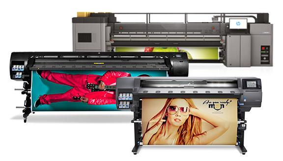 Imprimantes HP Latex