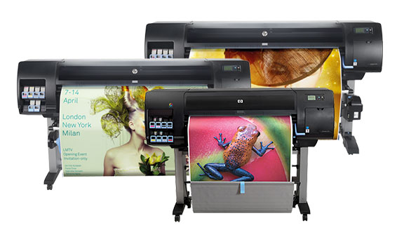 imprimantes HP Designjet Zseries