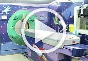 Un hôpital décoré grâce à la technologie HP Latex