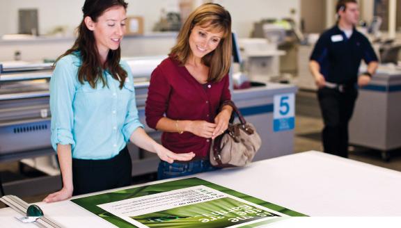HP Latex 310 : l'environnement à l'esprit