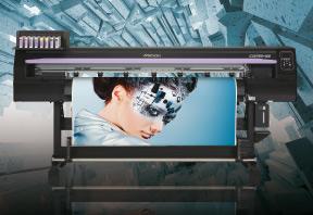 Nouvelle imprimante Mimaki CJV150