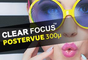 Nouveau Film Microperforé PosterVue Clear Focus