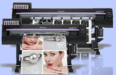 Imprimante Mimaki CJV150