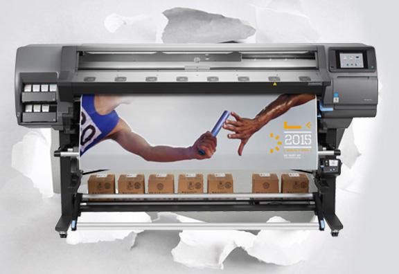 Imprimez en continu avec la nouvelle HP Latex 370