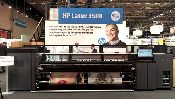 Nouvelles HP Latex 3100 et 3500