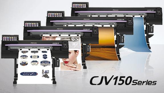 Gamme Mimaki CJV150