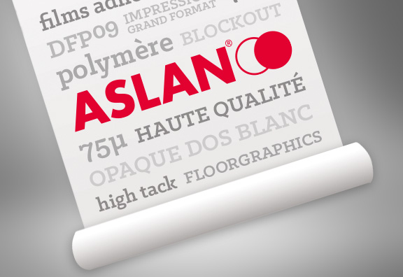 Qualité et innovation avec les films adhésifs Aslan