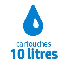 cartouches 10 litres