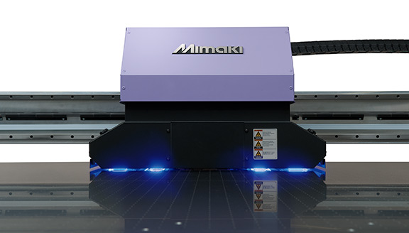 Technologie UV LED Mimaki