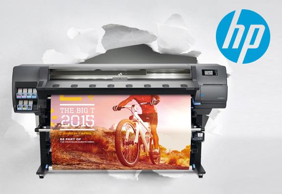 HP Latex : simplicité et confort d'utilisation