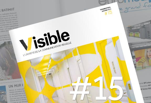 Découvrez le nouveau Visible #15