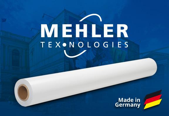Choisissez la qualité avec les bâches enduites Mehler