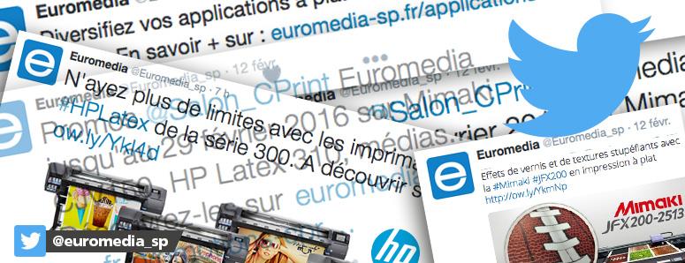 Euromedia est sur Twitter !