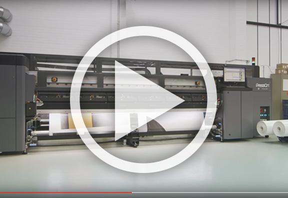 PressOn choisit l'imprimante industrielle HP Latex 3500