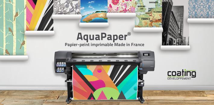 Aquapaper lessivable