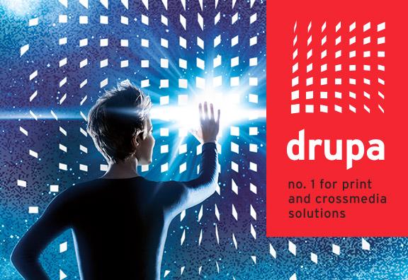 Drupa 2016 du 31 mai au 10 juin à Düsseldorf