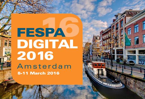 Fespa 2016 Amsterdam