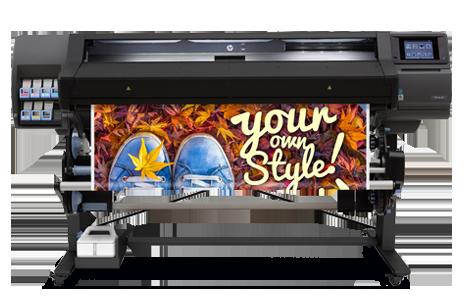 HP Latex 560