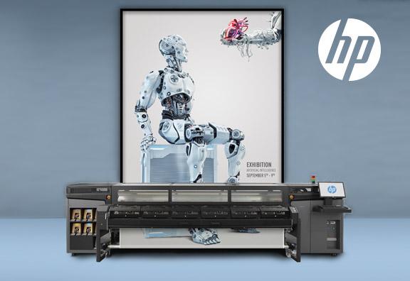 Nouvelle HP Latex 1500 : développez votre potentiel