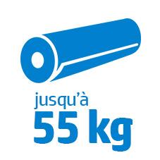 Chargement maximum HP Latex 560 & 570
