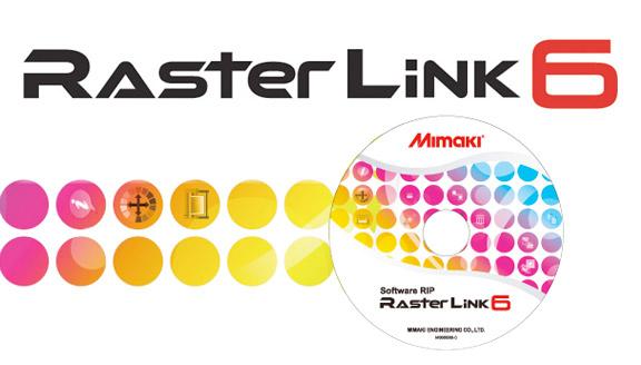 Rasterlink 6 Plus