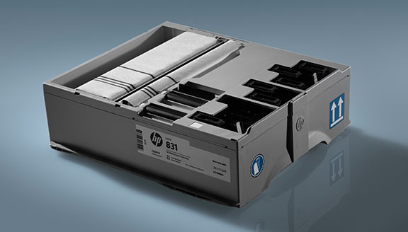 HP Latex 500 Maintenance automatique