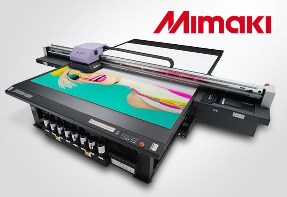 Nouvelle table à plat Mimaki JFX200-2531