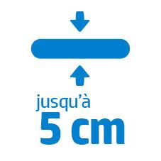 Epaisseur 50 mm