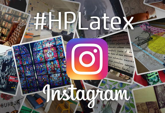 #HPLatex sur Instagram