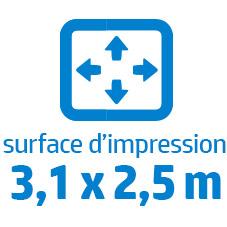Surface d'impression JFX200-2531