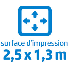 Surface d'impression JFX200-2513