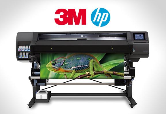 3M & HP Latex