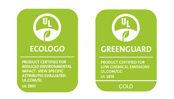 encres eco-certifiees
