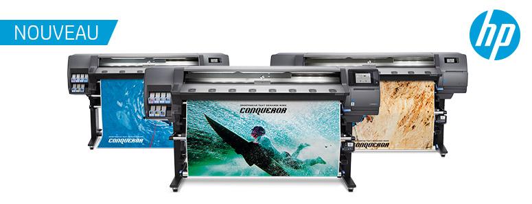 Nouvelles imprimantes HP Latex 315 / 335 / 365