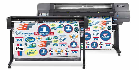 HP L315 Print Cut