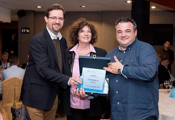 Euromedia à nouveau recompensé par HP