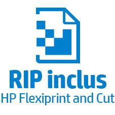 RIP HP Flexiprint and cut