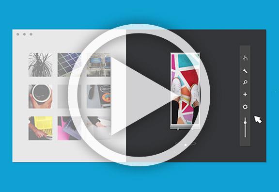 Découvrez en vidéo la solution HP Signage Suite