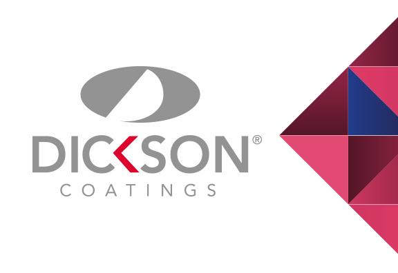 Dickson Coatings : le choix de la qualité !