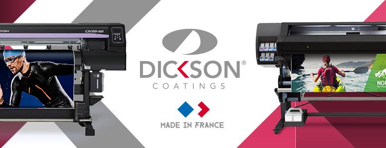 Dickson Coatings, le choix de la qualité