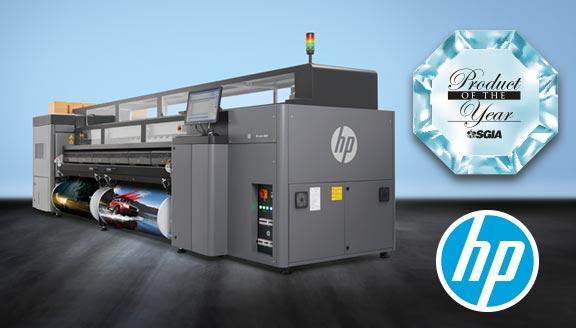 SGIA 2017 HP Latex 3600