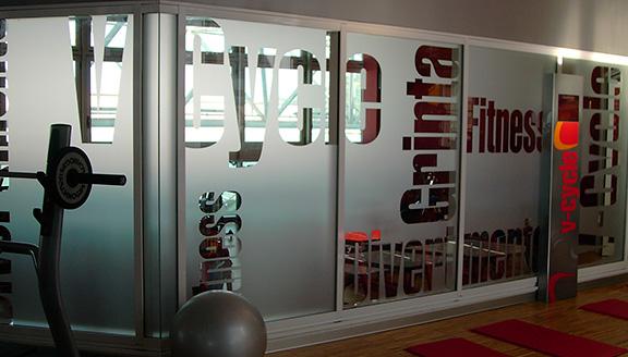 mactac depoli Glass decor