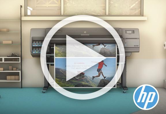 HP Latex 115 : lancez-vous dans le grand format !