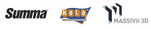 Distributeur Summa, Kala & Importateur Massivit 3D