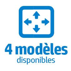 4 modeles