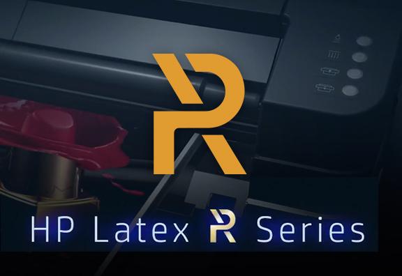 HP réinvente l'impression à plat avec la technologie HP Latex