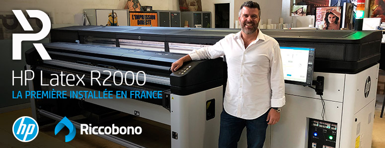 Riccobono : première R2000 en France